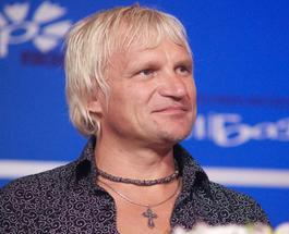 """Фронтмен """"ВВ"""" Олег Скрипка намерен стать воздушным акробатом"""