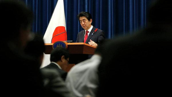 Премьер-министр Японии весной посетит Россию