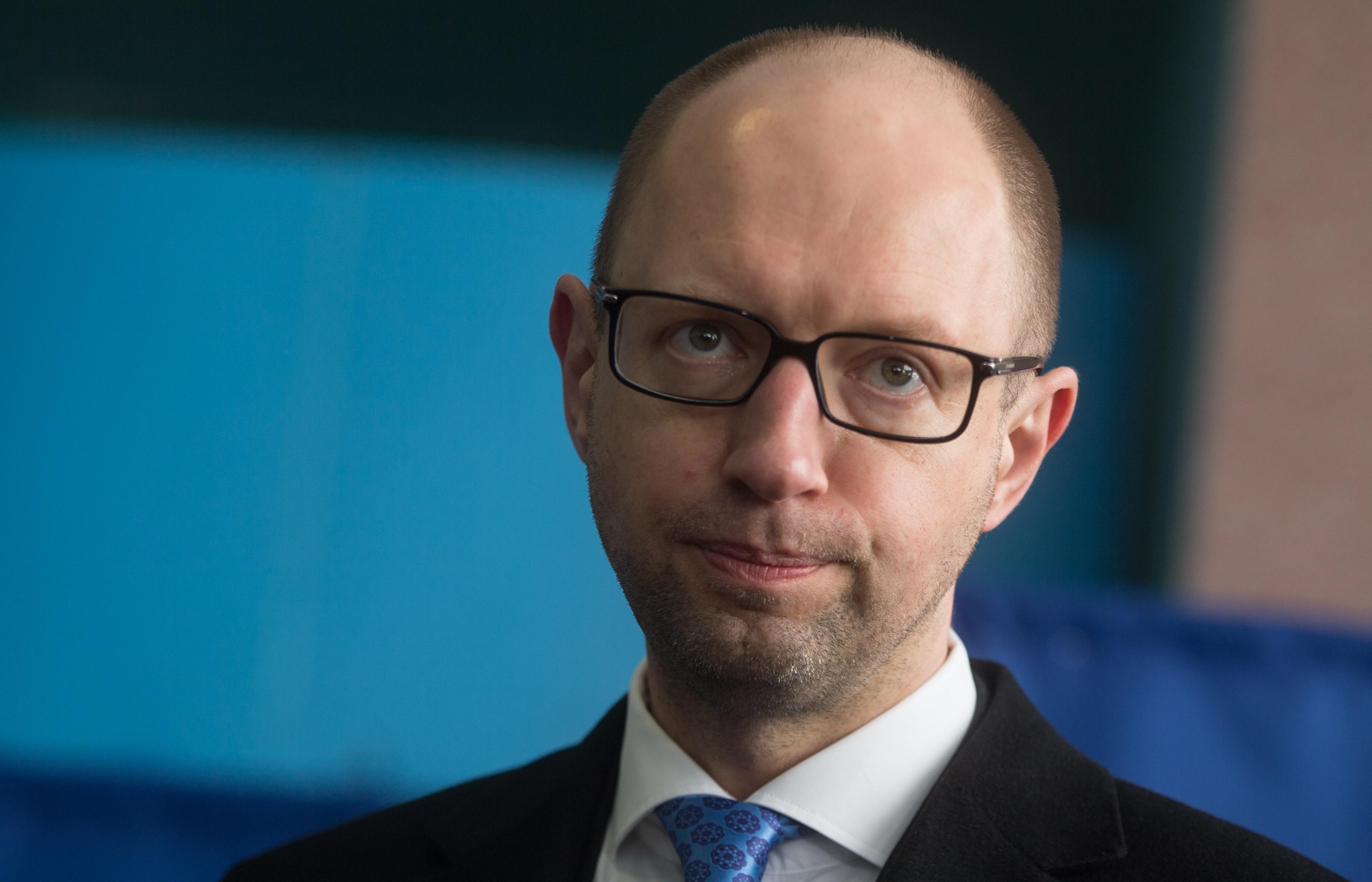 Яценюк о решении комитета постоянных представителей при Совете ЕС по безвизовому режиму: