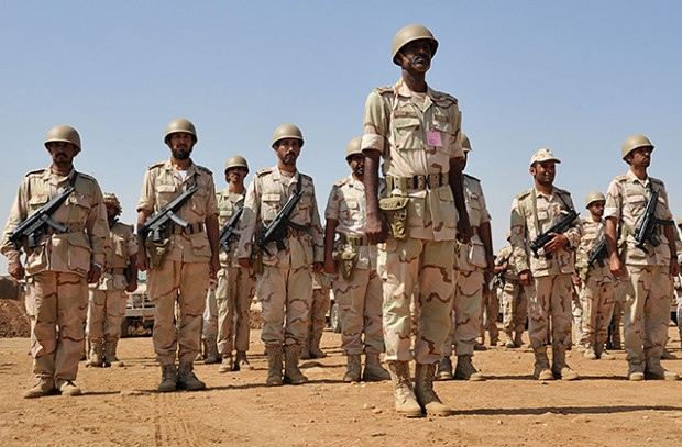 FT проинформировала о желании Эр-Рияда провести операцию вСирии