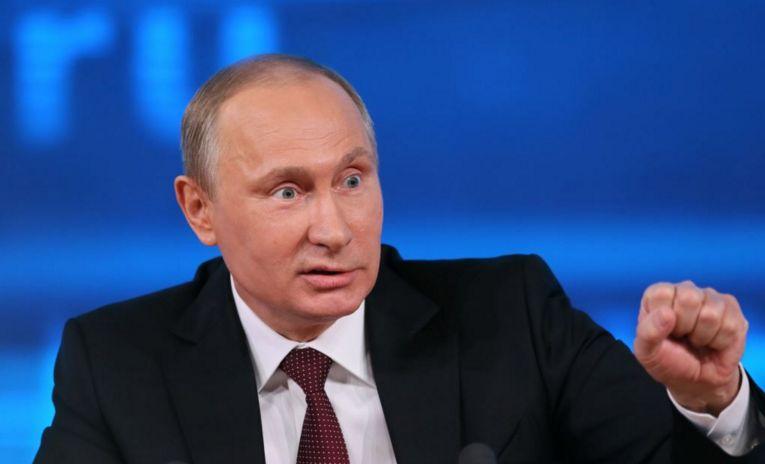 Путин рассказал о планах боевиков в Сирии перебраться в Россию