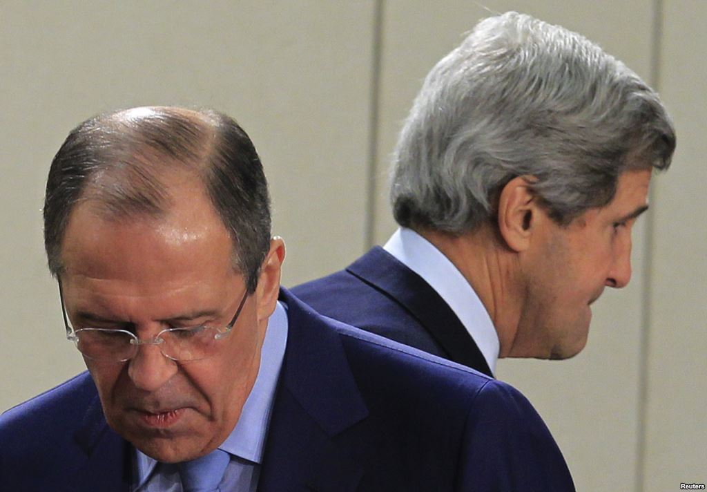 Керри анонсировал скорое заключение соглашения оперемирии вСирии