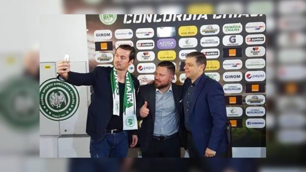 Милевский забил гол вдебютном матче зарумынский клуб
