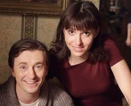 Сергей Безруков и Анна Матисон поженились тайно