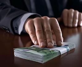"""Львовский банкир """"погорел"""" на взятке в 300 тысяч гривен"""