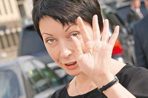 Лукаш заявила, что ГПУ приостановила следствие по ее делу