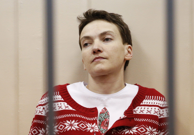 Народные избранники Европарламента хотят сделать «список Надежды Савченко»