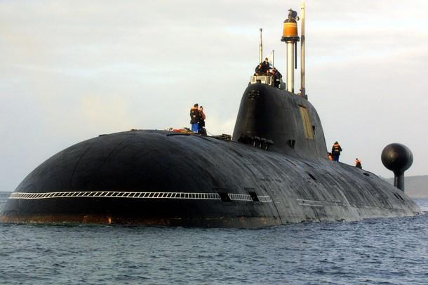 Французы засекли у своих берегов российскую атомную подлодку