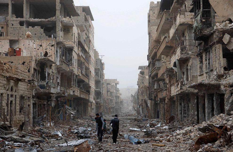 ИноСМИ: Экс-главнокомандующий НАТО предложил разделить воюющую Сирию