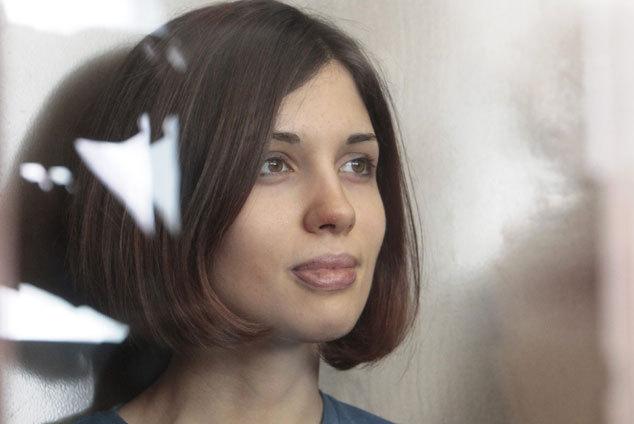 Милитаризация мышления превращает Россию в огромную тюрьму - Pussy Riot