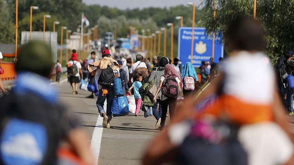 ИноСМИ: ЕС решил наладить диалог по миграции с Путиным