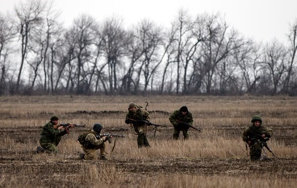 Последние новости АТО: боевики все чаще используют против ВСУ танки и диверсантов