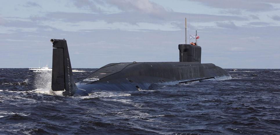 Российская подлодка с ядерными боеголовками перехвачена у берегов Франции
