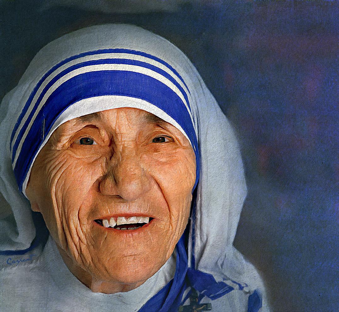 Ватикан причислил мать Терезу клику святых