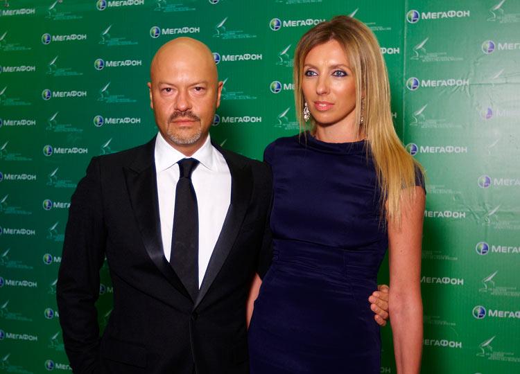 Сергей бондарчук и его жена Бизон Где