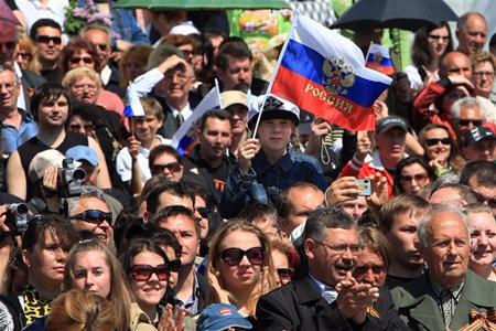 Доверие россиян к Путину упало