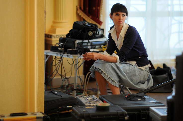 Анна Ковальчук биография актрисы фото рост и вес личная