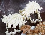 Формы для печенья в виде динозавров