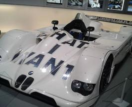 ТопЖыр: музей BMW показал свои уникальные экспонаты