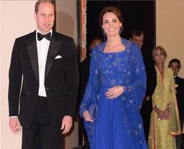 После крикета Кейт Миддлтон и Принц Уильям посетили Болливуд