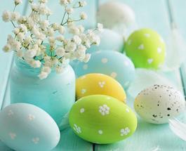 Пасхальный декор: как красиво разукрасить яйца к Пасхе