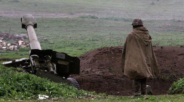 Минобороны Армении сообщило оприменении Азербайджаном «Смерча»