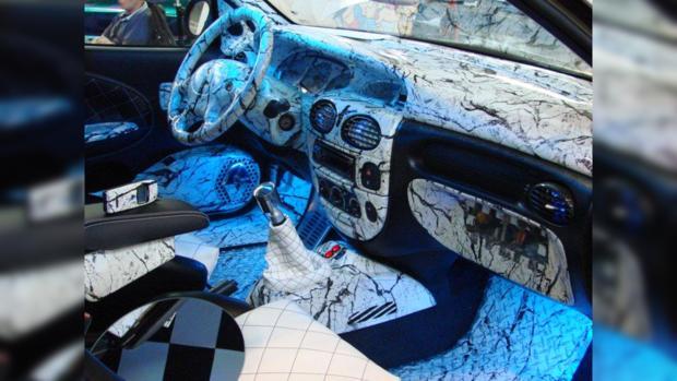 Обшивка автомобилей своими руками