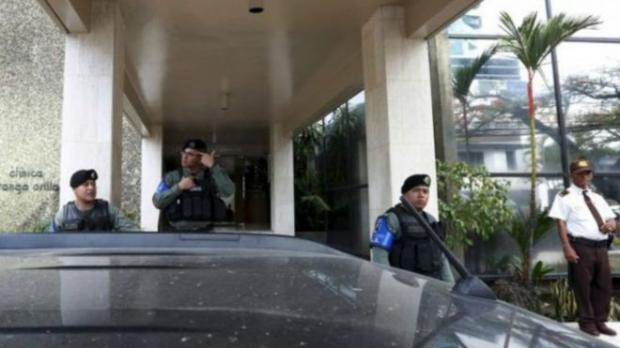 В кабинет Mossack Fonseca нагрянули собыском— Панамский скандал