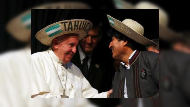 Президент Боливии признался, что часто жует листья коки