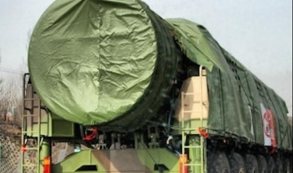 Американские СМИ проинформировали обиспытании Китаем новой баллистической ракеты