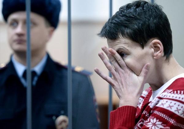 Москва иКиев обсуждают сроки возвращения Савченко— Минюст Украины
