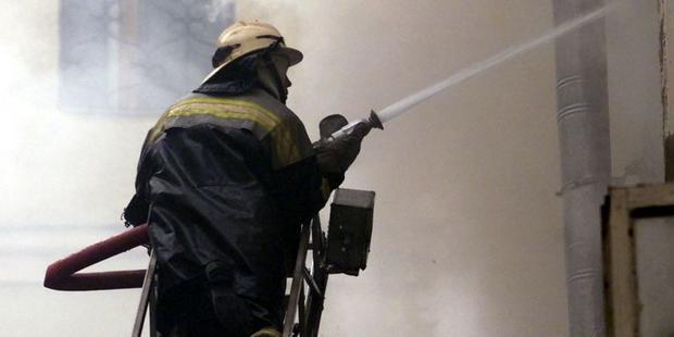 Появились новая информация овзрыве вГеническе— приблизительно гранатомет
