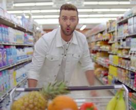 Джастин Тимберлейк презентовал новый клип на песню «Can't Stop the Feeling»