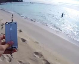 «Как использовать Айфон на полную»: смартфон может спасти от голода на необитаемом острове