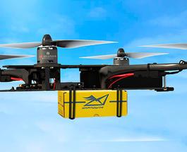 Экспресс доставка: «Укрпочта» будет отправлять посылки летающими дронами