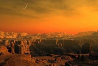 Поверхность Марса по всей красе: появились новые уникальные кадры с «Красной планеты»
