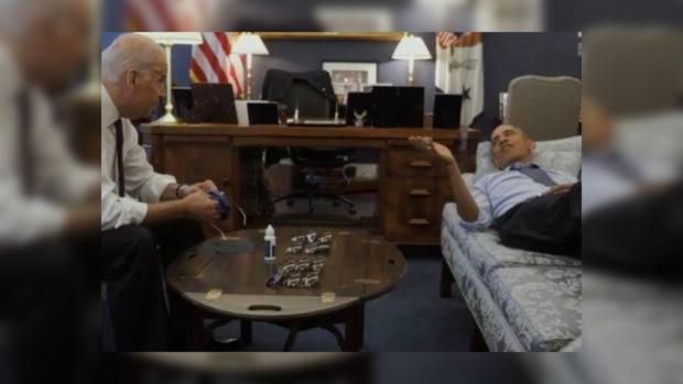 «Диванокомандующий» Обама снял шутливый ролик освоем будущем