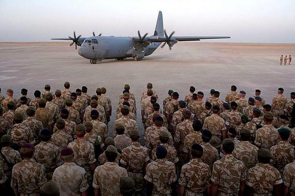 США нарастят военный контингент вевропейских странах