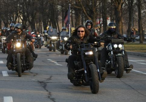 Украинские таможенники непустили встрану 3-х байкеров из Беларуси