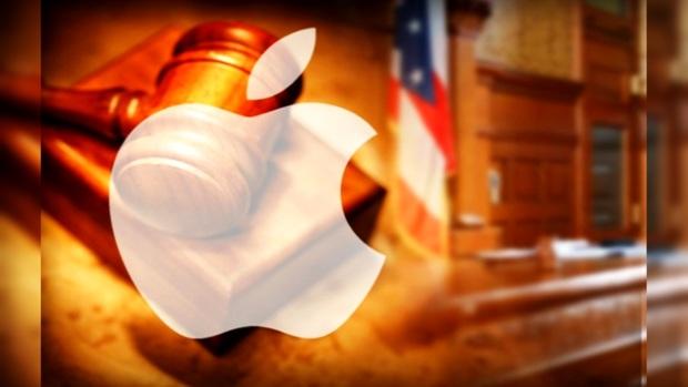 ОтApple потребовали 2,8 млрд долларов занарушение патента