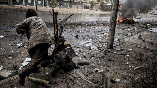 Минобороны США отказалось координировать действия вСирии сРФ