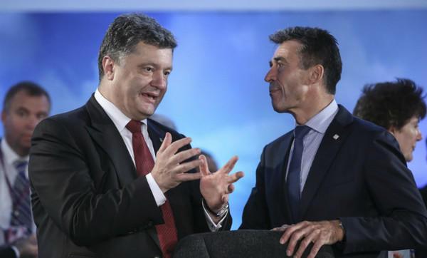 Расмуссен прокомментировал свое назначение советником Порошенко