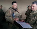 Президент Порошенко едва не стал жертвой обстрела боевиков на Донбассе - АП