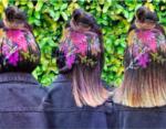 Модные прически 2016: Рисунки на волосах – последняя фишка этого лета