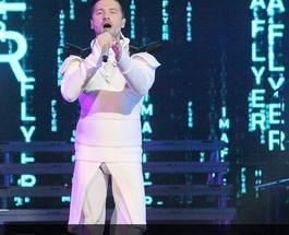 Сергей Лазарев после поражения на «Евровидении» наконец дал концерт в Таллине