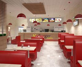 В  ТРК City Mall  открылся новый ресторан MyBurger country