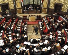 Парламент Сирии впервые в истории возглавила женщина