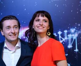 Актер Сергей Безруков и его новая супруга ждут ребенка