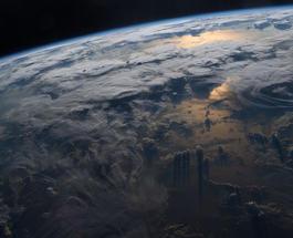 Невероятные фото с МКС: «Земля из космоса»