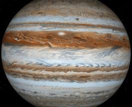 NASA презентовало видео своей миссии по изучению Юпитера